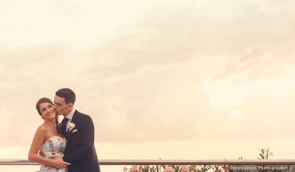 Il matrimonio di Niky e Dario a Livorno, Livorno