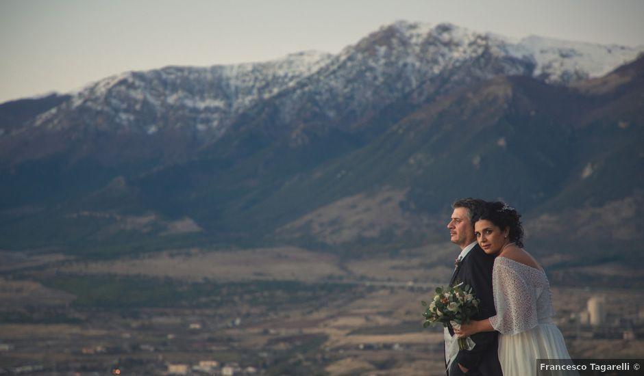 Il matrimonio di Maurizio e Rosa a Cosenza, Cosenza