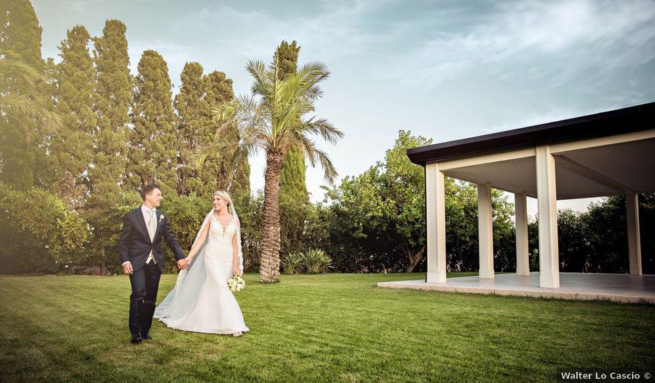 Il matrimonio di Chiara e Raimondo a Caltanissetta, Caltanissetta