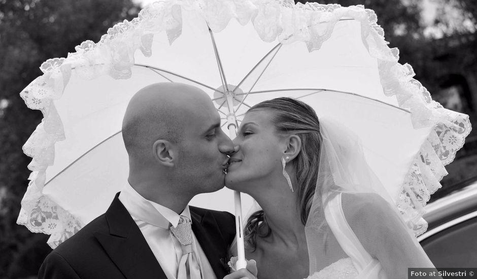 Il matrimonio di Cristina e Omar a Pieve a Nievole, Pistoia