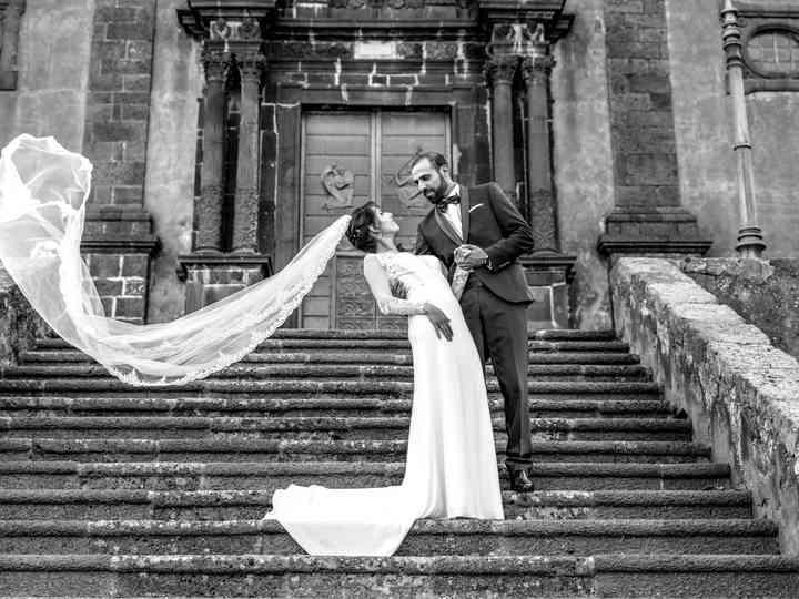 le nozze di Agata e Bruno