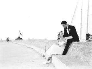 Le nozze di Erika e Gianluca