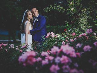 Le nozze di Antonella e Lio