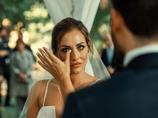 Le nozze di Simone e Valentina