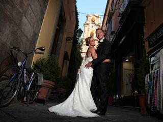 Le nozze di Vincenza e Gianpaolo