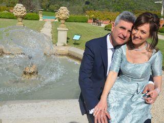 Le nozze di Guglielmina e Leonardo