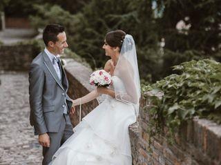 Le nozze di Veronica e Giulio