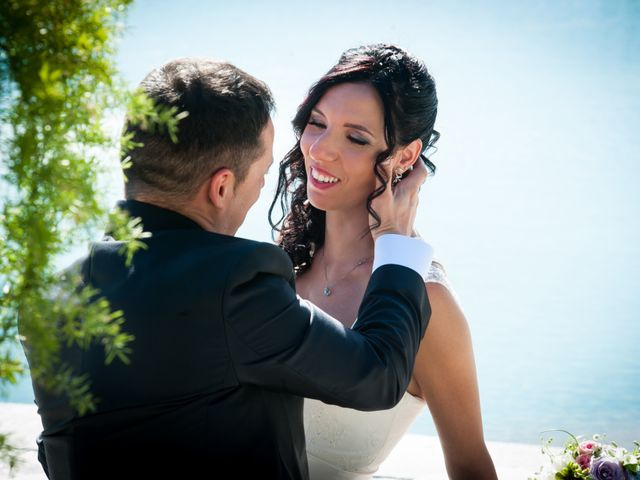 le nozze di Roberta e Mattia