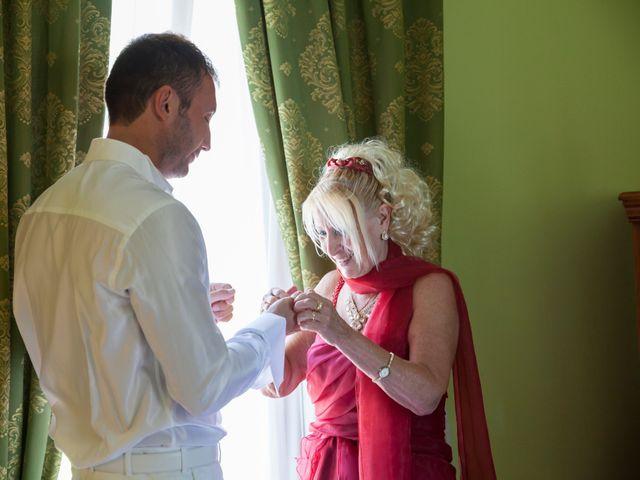 Il matrimonio di Antonio e Lucia a Belvedere  Marittimo, Cosenza 18