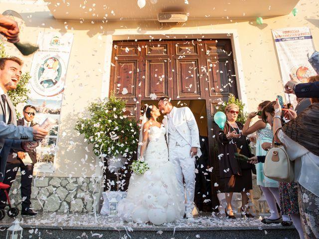 Il matrimonio di Antonio e Lucia a Belvedere  Marittimo, Cosenza 31