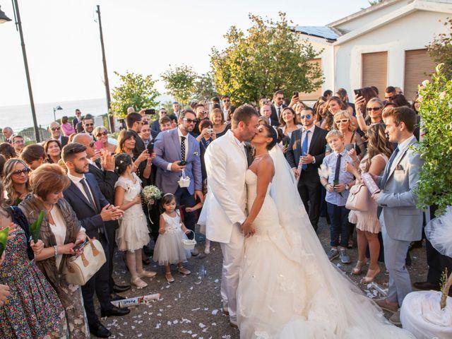 Il matrimonio di Antonio e Lucia a Belvedere  Marittimo, Cosenza 32
