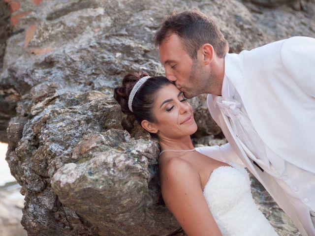 Il matrimonio di Antonio e Lucia a Belvedere  Marittimo, Cosenza 37