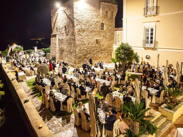 Il matrimonio di Antonio e Lucia a Belvedere  Marittimo, Cosenza 40