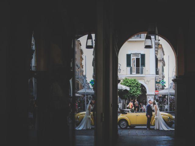 Il matrimonio di Lio e Antonella a Salerno, Salerno 19