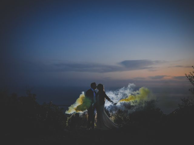 Il matrimonio di Lio e Antonella a Salerno, Salerno 76