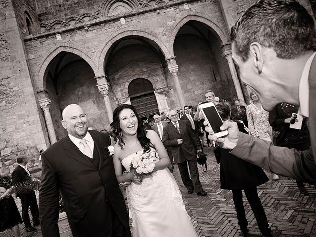 Il matrimonio di Stefano e Valeria a Cefalù, Palermo 14
