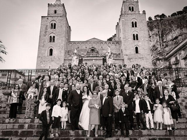 Il matrimonio di Stefano e Valeria a Cefalù, Palermo 15