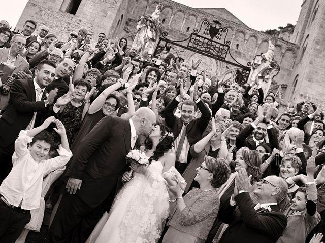 Il matrimonio di Stefano e Valeria a Cefalù, Palermo 16
