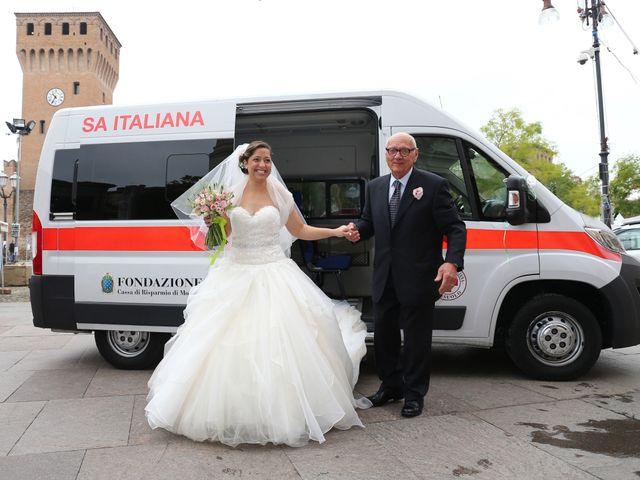 Il matrimonio di Marcello e Giada a Formigine, Modena 5