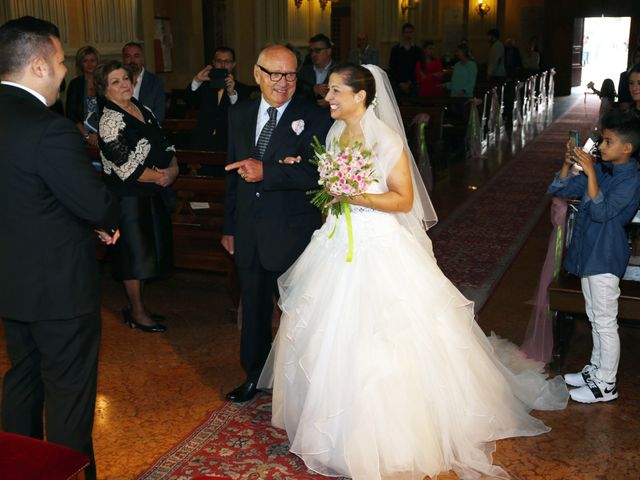Il matrimonio di Marcello e Giada a Formigine, Modena 7