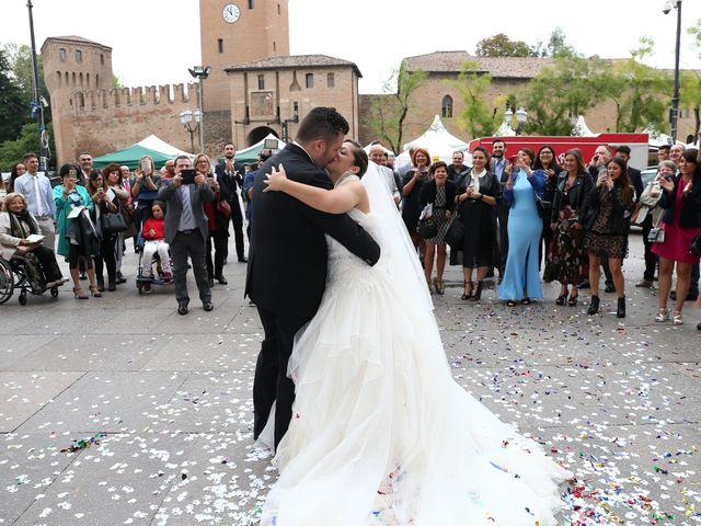 Il matrimonio di Marcello e Giada a Formigine, Modena 14