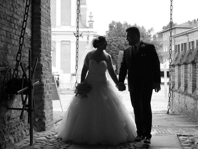 Il matrimonio di Marcello e Giada a Formigine, Modena 15