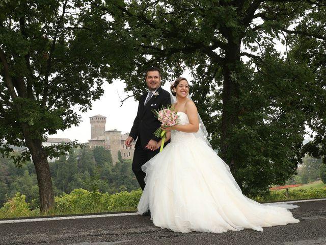 Il matrimonio di Marcello e Giada a Formigine, Modena 16