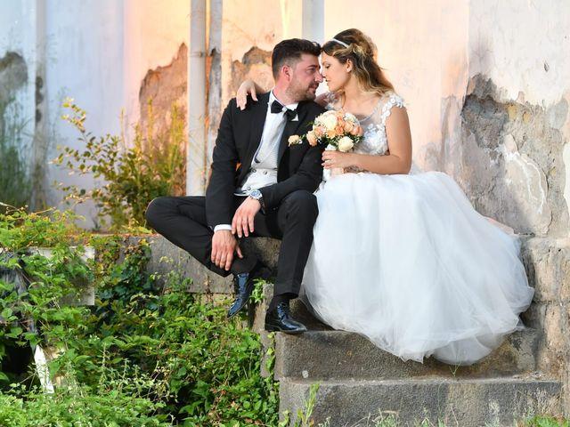Il matrimonio di Pietro e Giusi a Calvi Risorta, Caserta 7