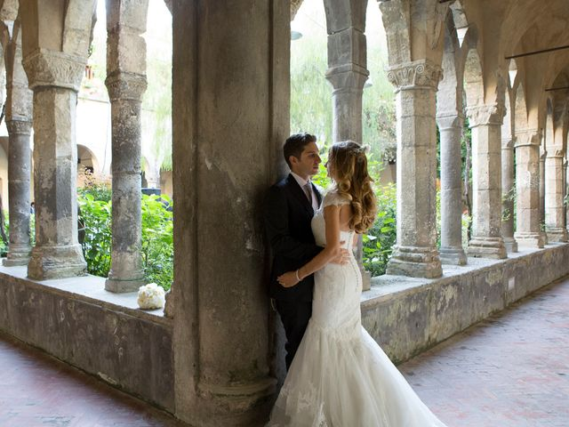 Le nozze di Maria Rita e Diego