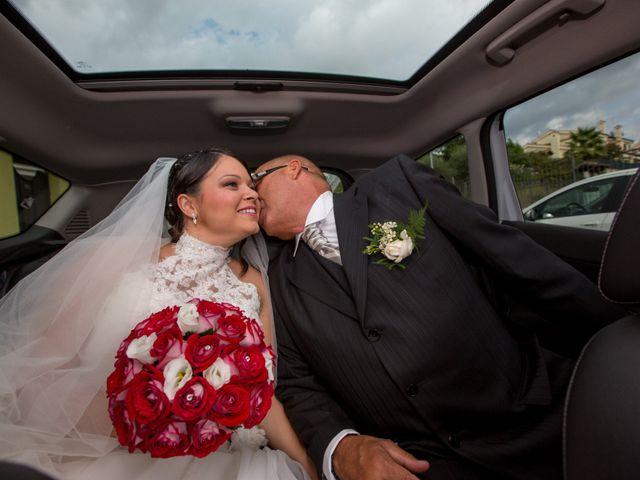 Il matrimonio di Luca e Alessandra a Albano Laziale, Roma 18