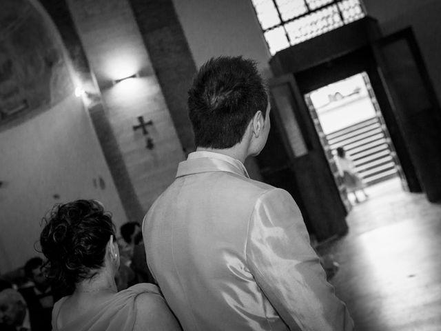 Il matrimonio di Luca e Alessandra a Albano Laziale, Roma 20