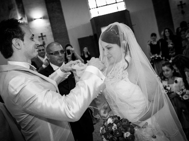 Il matrimonio di Luca e Alessandra a Albano Laziale, Roma 23