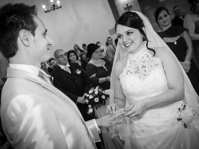 Il matrimonio di Luca e Alessandra a Albano Laziale, Roma 27