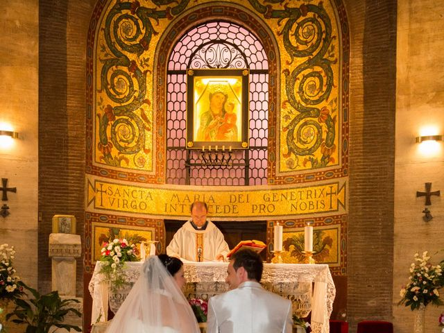 Il matrimonio di Luca e Alessandra a Albano Laziale, Roma 28