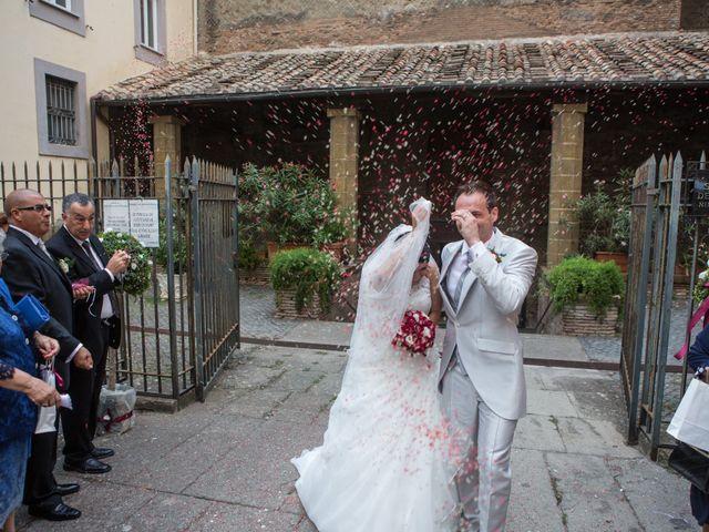 Il matrimonio di Luca e Alessandra a Albano Laziale, Roma 30