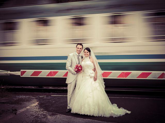 Il matrimonio di Luca e Alessandra a Albano Laziale, Roma 32