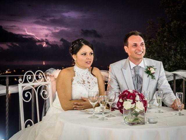 Il matrimonio di Luca e Alessandra a Albano Laziale, Roma 33