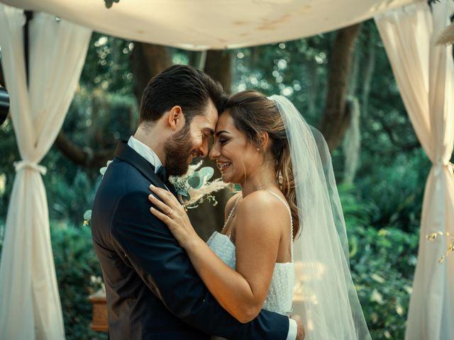 Il matrimonio di Valentina e Simone a Caserta, Caserta 20