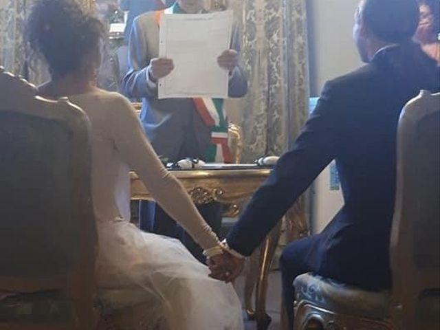Il matrimonio di Edward e Greta a Lucca, Lucca 7