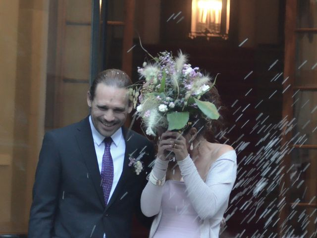 Le nozze di Greta e Edward