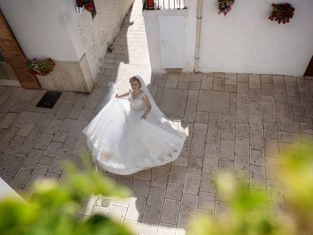 Il matrimonio di Sara e Leo a San Nicandro Garganico, Foggia 9