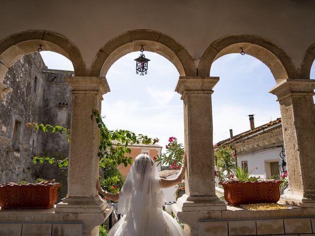 Il matrimonio di Sara e Leo a San Nicandro Garganico, Foggia 14