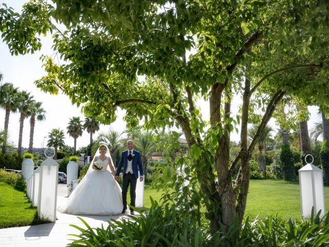 Il matrimonio di Sara e Leo a San Nicandro Garganico, Foggia 16