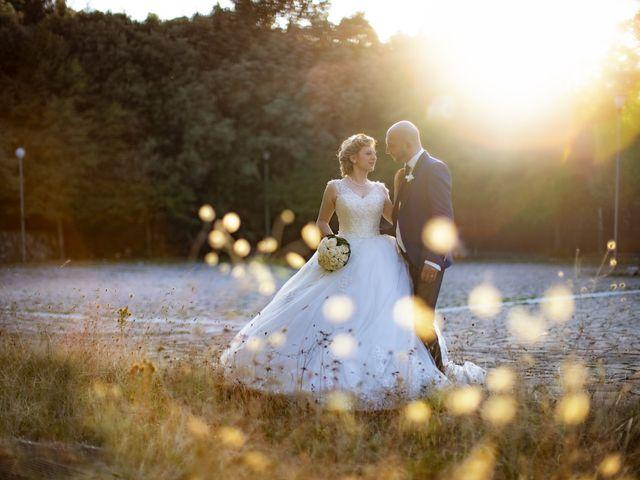 Le nozze di Leo e Sara