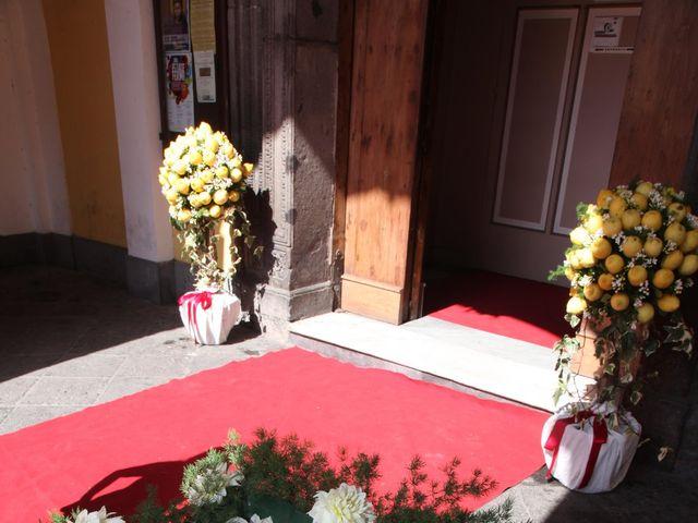 Il matrimonio di Gianpaolo e Vincenza a Sorrento, Napoli 14