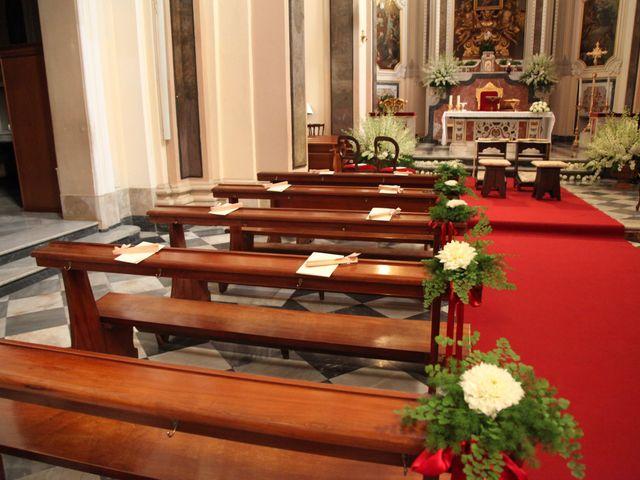 Il matrimonio di Gianpaolo e Vincenza a Sorrento, Napoli 1