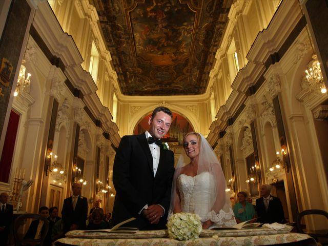 Il matrimonio di Gianpaolo e Vincenza a Sorrento, Napoli 2