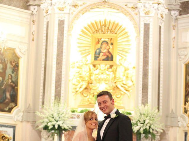 Il matrimonio di Gianpaolo e Vincenza a Sorrento, Napoli 16