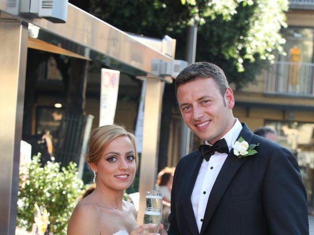 Il matrimonio di Gianpaolo e Vincenza a Sorrento, Napoli 18