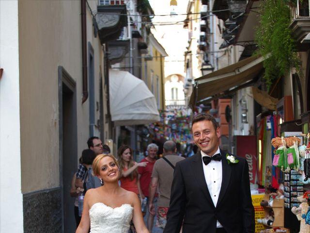 Il matrimonio di Gianpaolo e Vincenza a Sorrento, Napoli 21